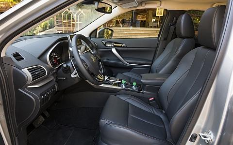 Mitsubishi Eclipse Cross (2018) - Interijer