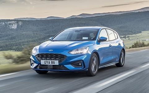 Ford Focus (2018) - Eksterijer