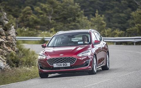Ford Focus Karavan (2018) - Eksterijer
