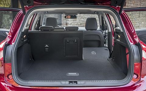 Ford Focus Karavan (2018) - Interijer