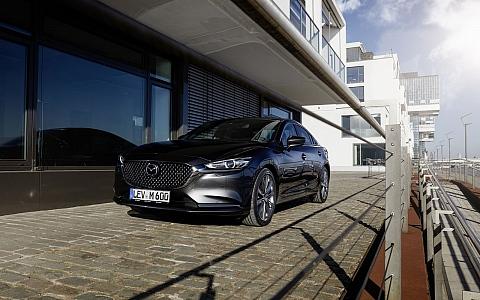 Mazda Mazda 6 Sedan (2018) - Eksterijer