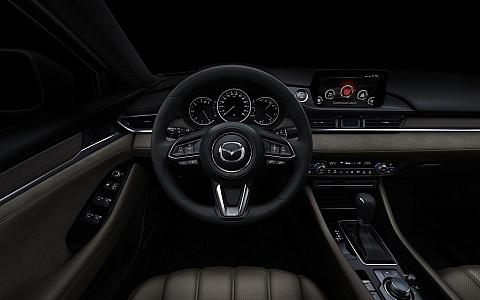 Mazda Mazda 6 Sedan (2018) - Interijer