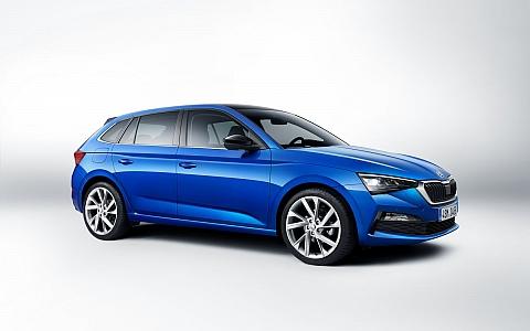 Škoda Scala (2018) - Eksterijer