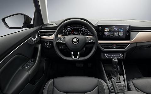 Škoda Scala (2018) - Interijer