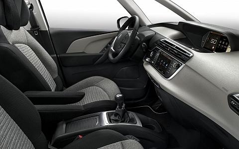 Citroën C4 SpaceTourer (2018) - Interijer