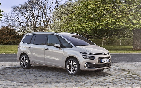 Citroën Grand C4 SpaceTourer (2018) - Eksterijer