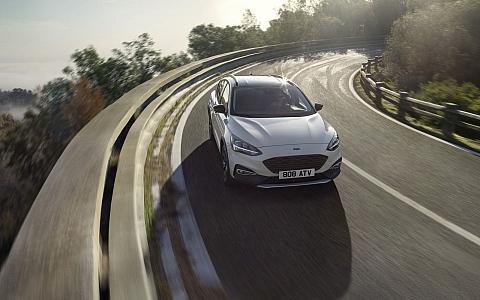 Ford Focus Active (2019) - Eksterijer