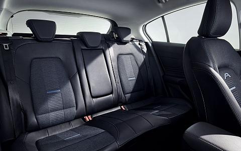 Ford Focus Active (2019) - Interijer