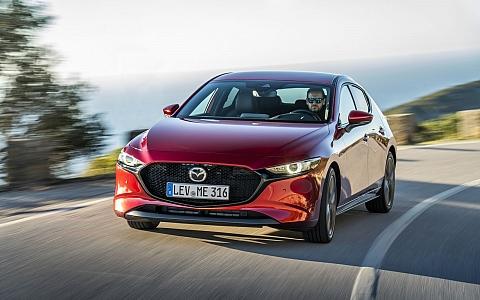 Mazda Mazda 3 (2019) - Eksterijer