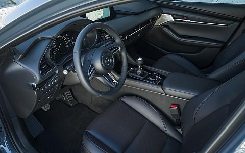 Mazda Mazda 3 (2019) - Interijer