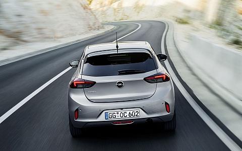 Opel Corsa (2020) - Eksterijer