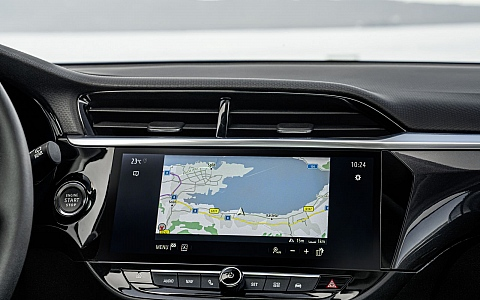 Opel Corsa (2020) - Interijer