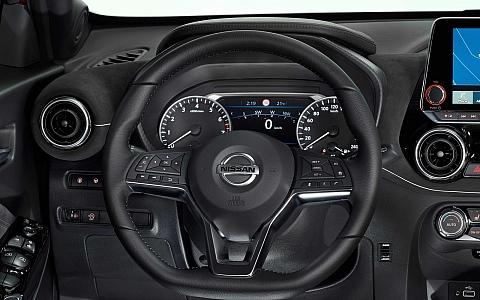 Nissan Juke (2020) - Interijer