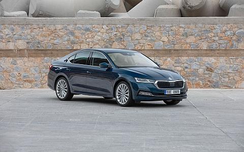 Škoda Octavia (2020) - Eksterijer