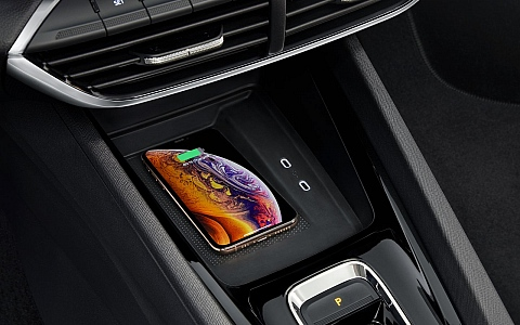 Škoda Octavia (2020) - Interijer