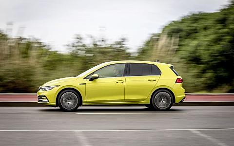 Volkswagen Golf 8 (2020) - Eksterijer